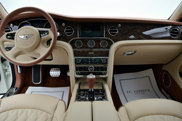 Bentley Mulsanne 2019 For Sale $366195 Stock Number 19BE114 10634_p17