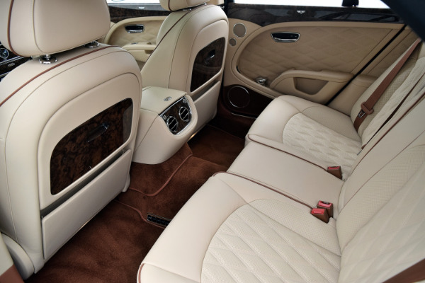 Bentley Mulsanne 2019 For Sale $366195 Stock Number 19BE114 10634_p22
