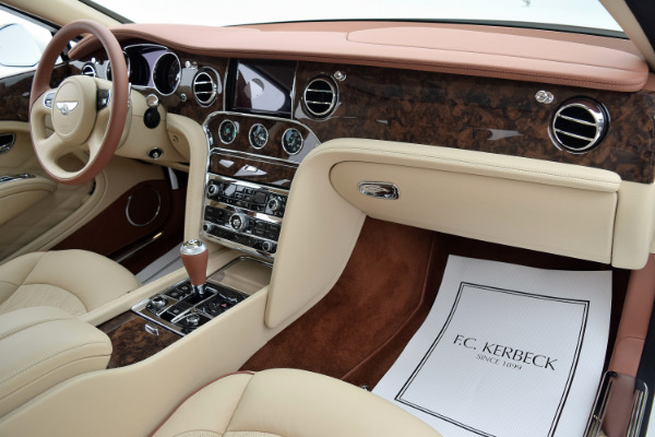 Bentley Mulsanne 2019 For Sale $366195 Stock Number 19BE114 10634_p28