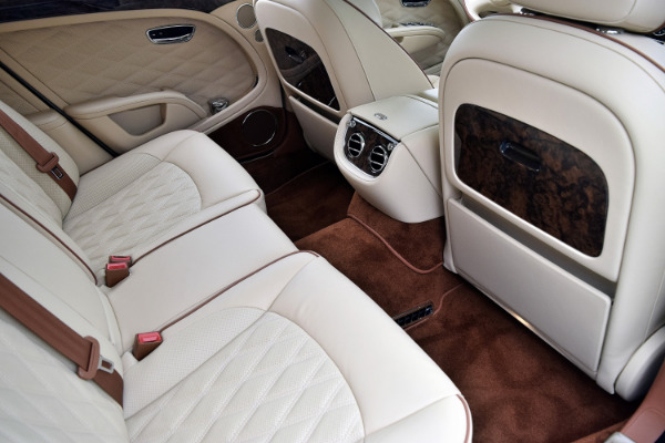 Bentley Mulsanne 2019 For Sale $366195 Stock Number 19BE114 10634_p35