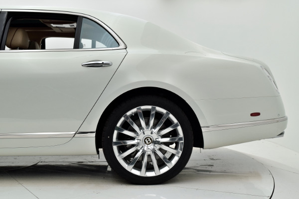 Bentley Mulsanne 2019 For Sale $366195 Stock Number 19BE114 10634_p40