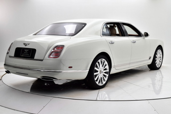 Bentley Mulsanne 2019 For Sale $366195 Stock Number 19BE114 10634_p6
