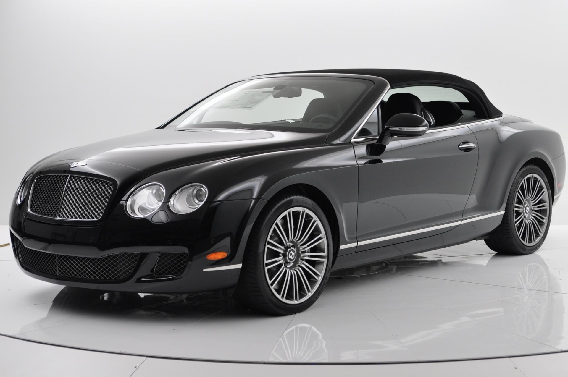 used 2010 bentley continental gt speed convertible for sale 129 880 fc kerbeck bentley. Black Bedroom Furniture Sets. Home Design Ideas
