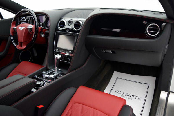 Bentley Continental GT V8 S 2015 For Sale $145880 Stock Number 1521JI 11005_p24