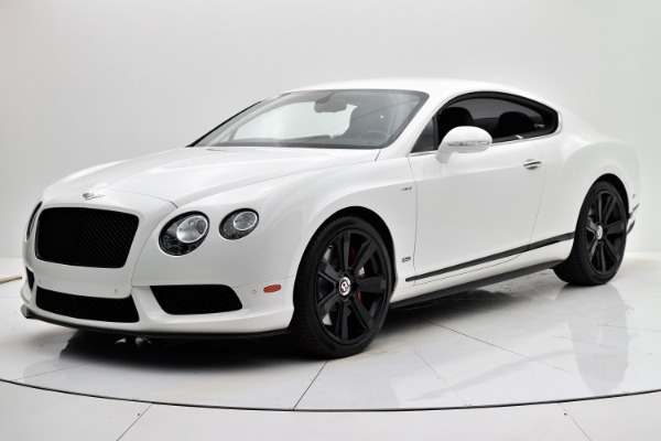 Bentley Continental GT V8 S 2015 For Sale $145880 Stock Number 1521JI 11005_p2
