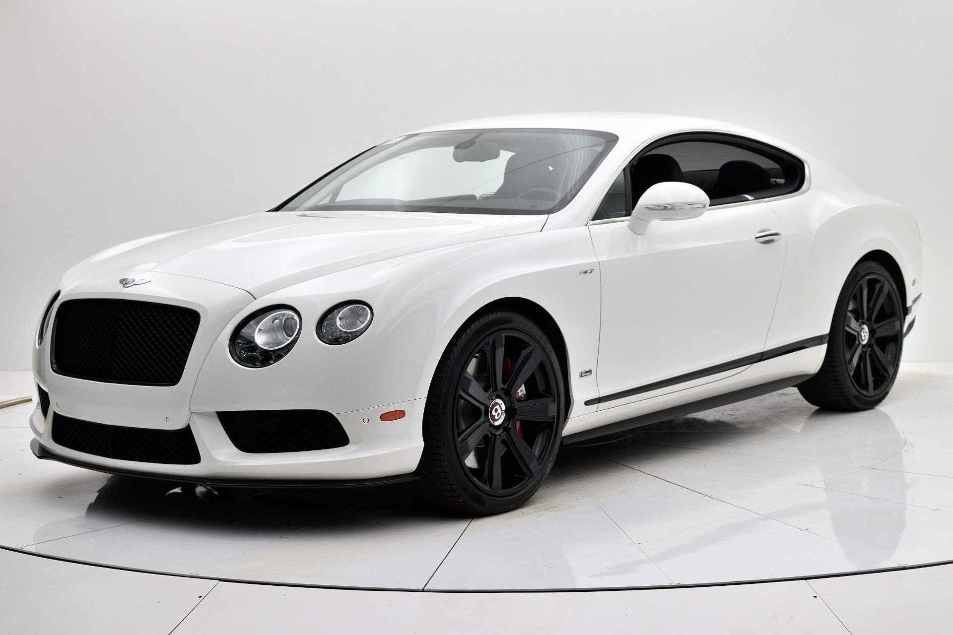 Bentley Continental GT V8 S 2015 For Sale $145880 Stock Number 1521JI