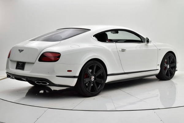 Bentley Continental GT V8 S 2015 For Sale $145880 Stock Number 1521JI 11005_p6