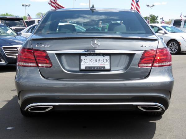 Mercedes-Benz E-Class 2016 For Sale $38139 Stock Number 67769JM 11085_p6