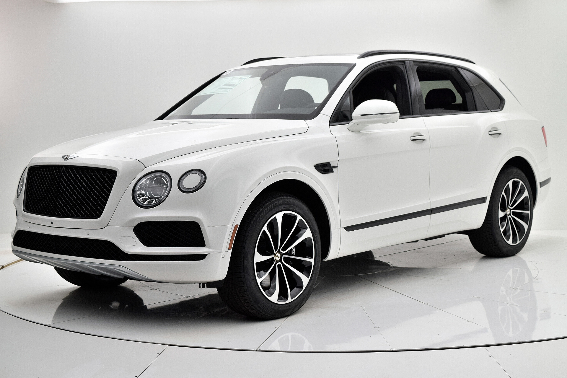 Bentley Bentayga 2019 For Sale $191260 Stock Number 19BE122