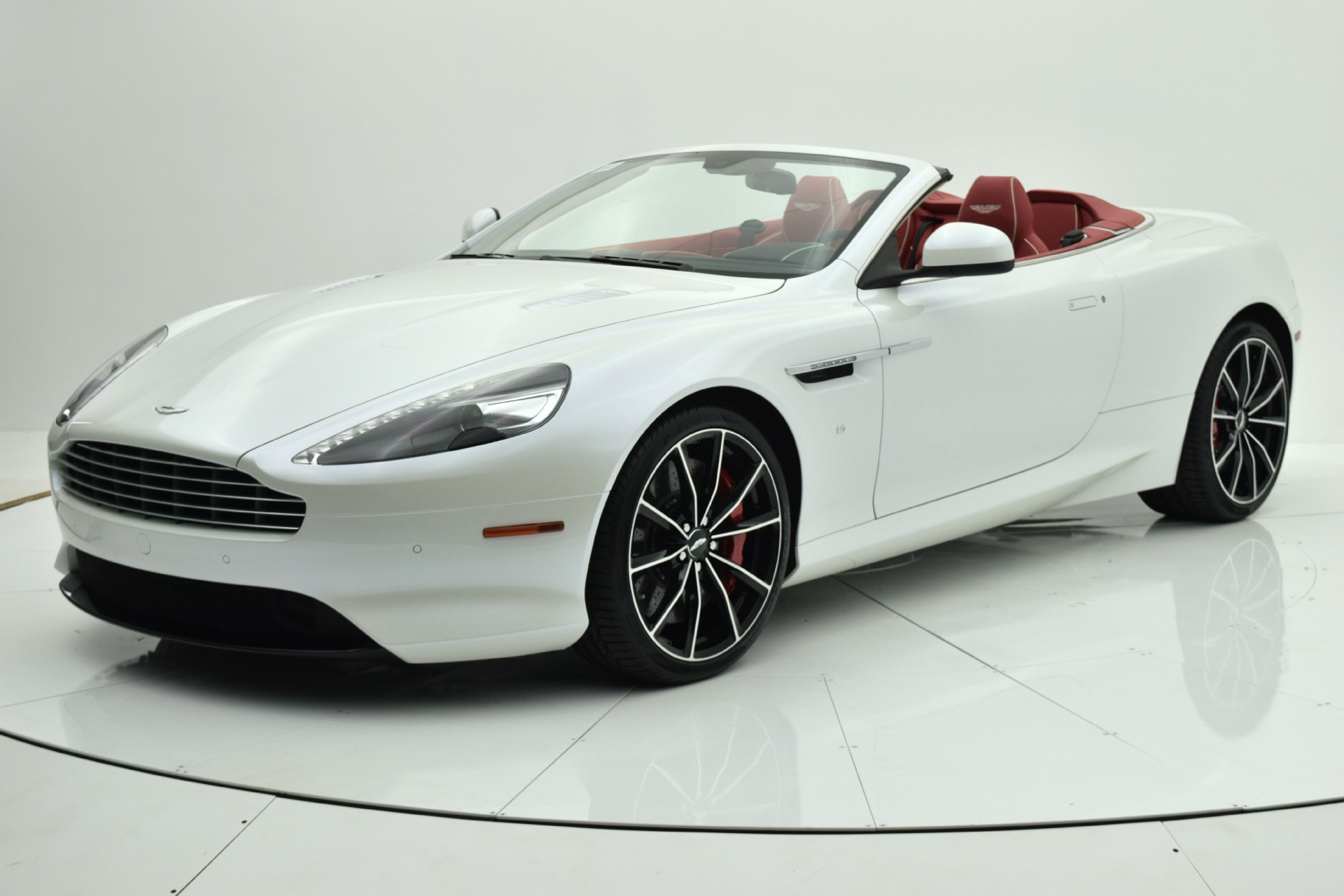 used 2016 aston martin db9 gt volante for sale 231 831 fc kerbeck bentley palmyra n j. Black Bedroom Furniture Sets. Home Design Ideas