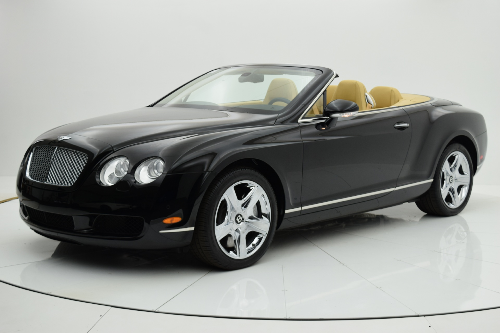 used 2007 bentley continental gt convertible for sale 89 880 fc kerbeck bentley palmyra n j. Black Bedroom Furniture Sets. Home Design Ideas