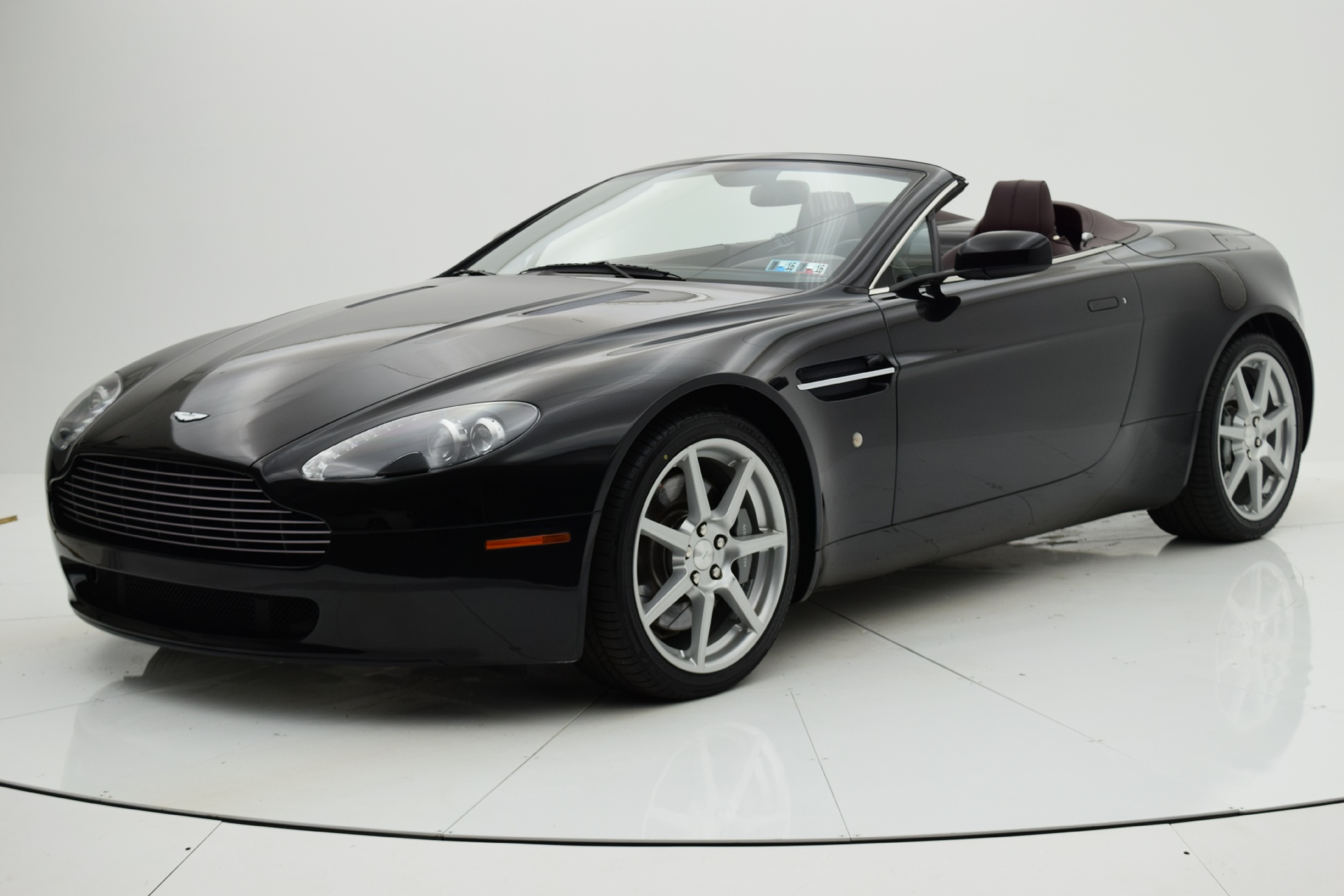 2007 aston martin v8 vantage roadster. Black Bedroom Furniture Sets. Home Design Ideas