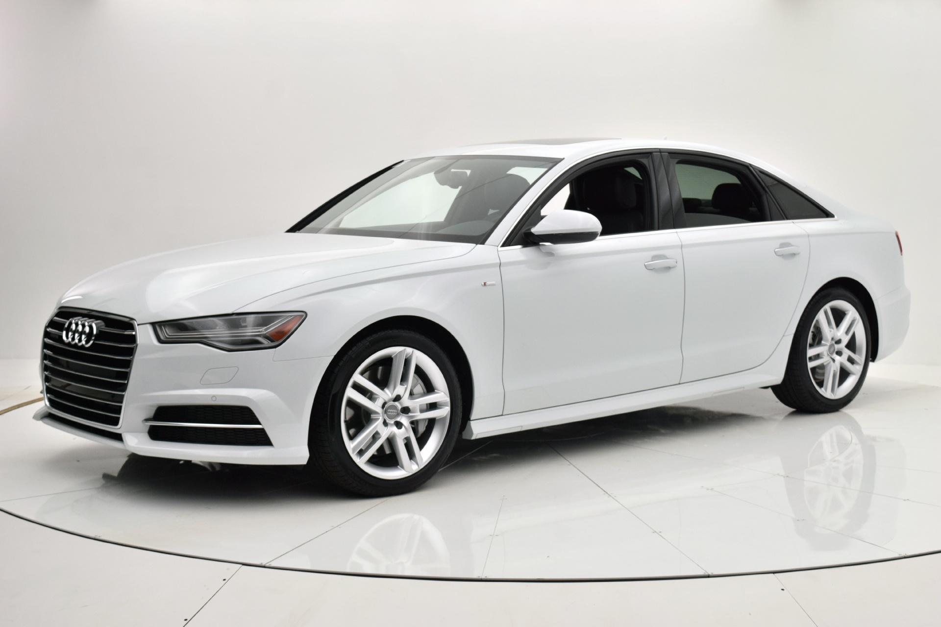 used 2016 audi a6 2 0t premium plus for sale 46 970 fc kerbeck bentley palmyra n j stock. Black Bedroom Furniture Sets. Home Design Ideas