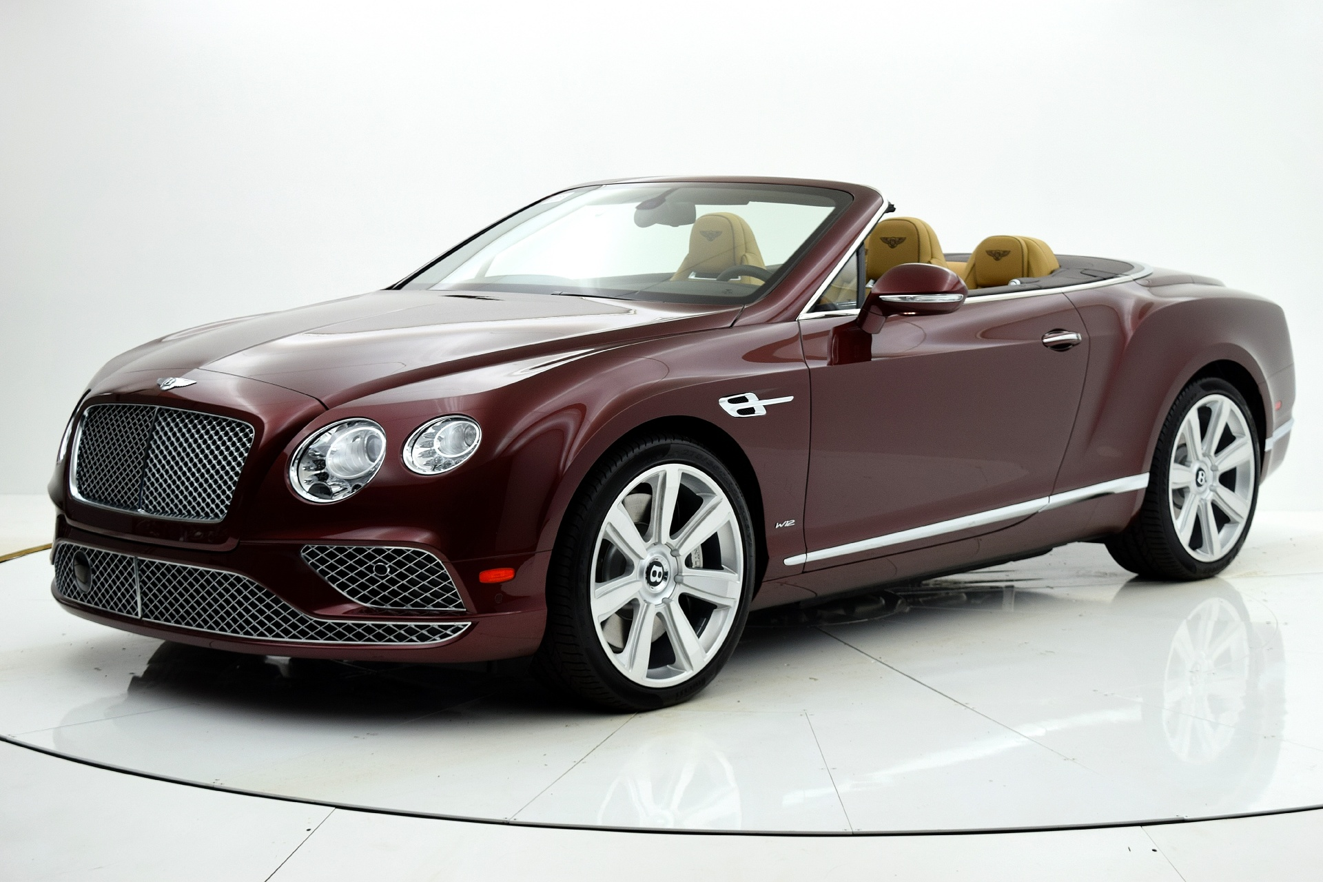 used 2016 bentley continental gt w12 convertible for sale 229 880 fc kerbeck bentley. Black Bedroom Furniture Sets. Home Design Ideas