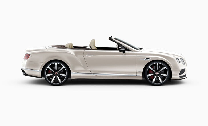 2016 Bentley Continental GT V8 S Convertible -