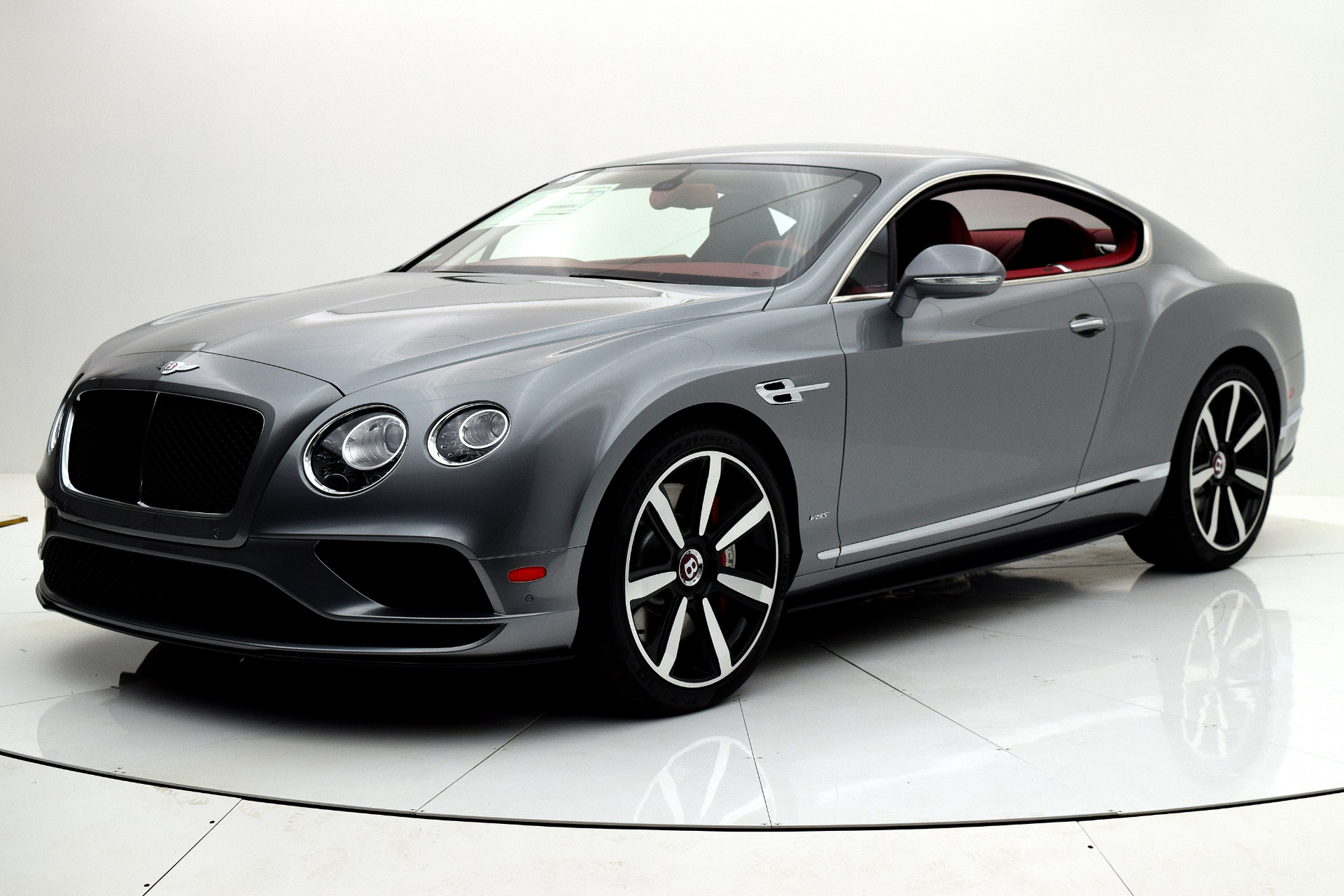 2017 Bentley Continental Gt V8 S Coupe