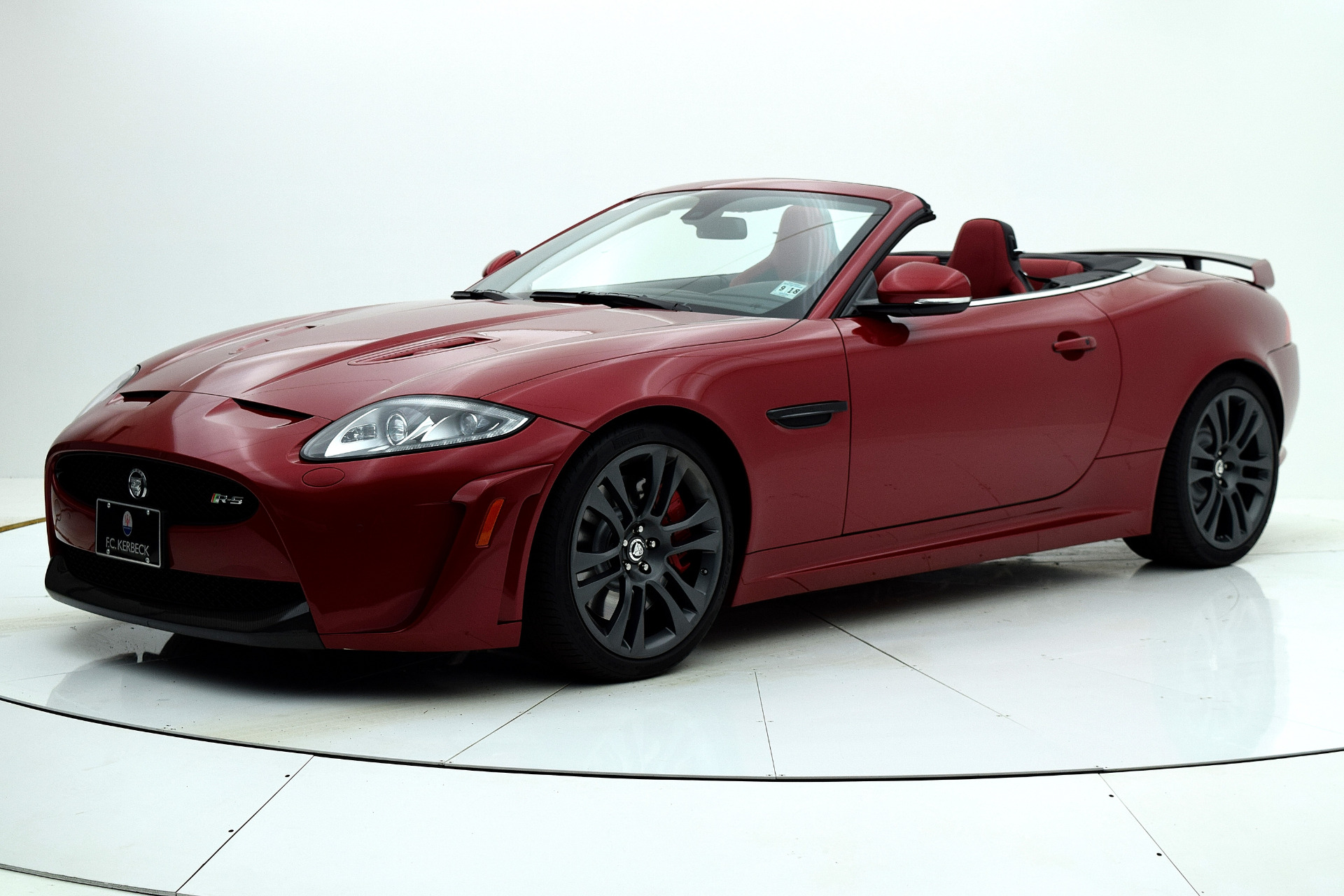 used 2013 jaguar xk xkr s for sale 69 880 fc kerbeck. Black Bedroom Furniture Sets. Home Design Ideas