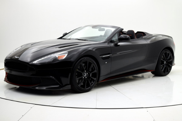 Aston Martin Vanquish 2018 For Sale $352204 Stock Number 18A109 6654_p10