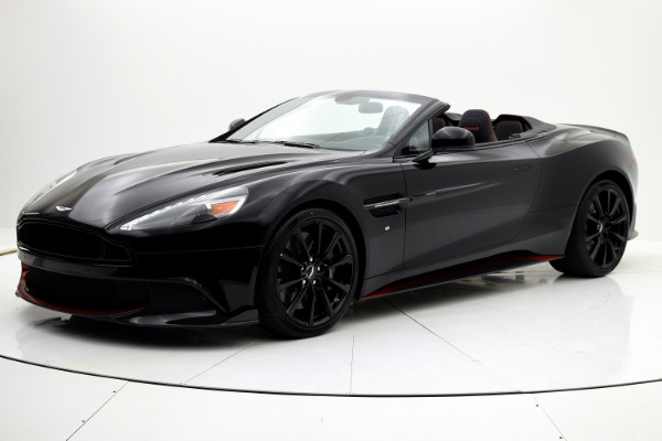 Aston Martin Vanquish 2018 For Sale $352204 Stock Number 18A109 6654_p27