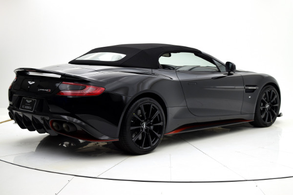 Aston Martin Vanquish 2018 For Sale $352204 Stock Number 18A109 6654_p41