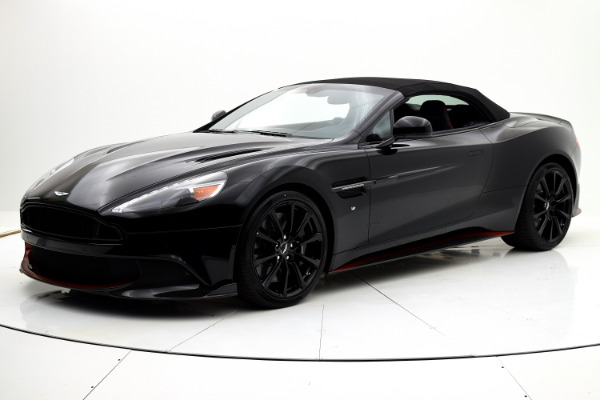 Aston Martin Vanquish 2018 For Sale $352204 Stock Number 18A109 6654_p45