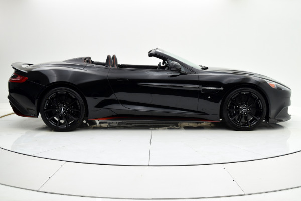Aston Martin Vanquish 2018 For Sale $352204 Stock Number 18A109 6654_p7