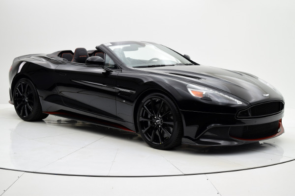 Aston Martin Vanquish 2018 For Sale $352204 Stock Number 18A109 6654_p8