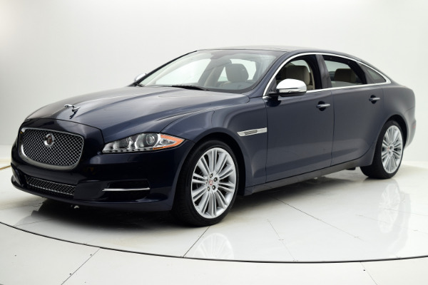 Jaguar XJ 2015 For Sale $36880 Stock Number 18A114BJI 9215_p2