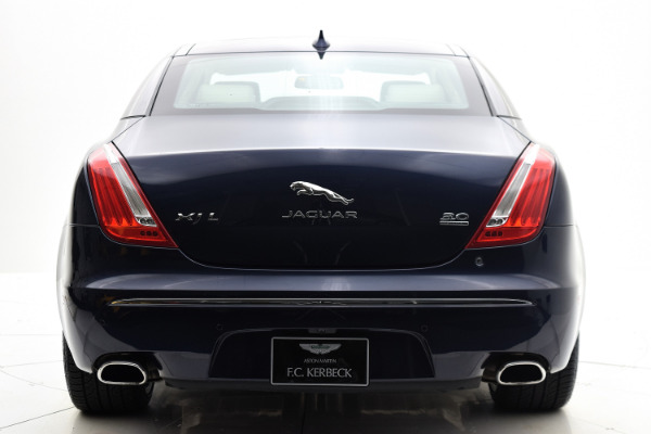 Jaguar XJ 2015 For Sale $36880 Stock Number 18A114BJI 9215_p5