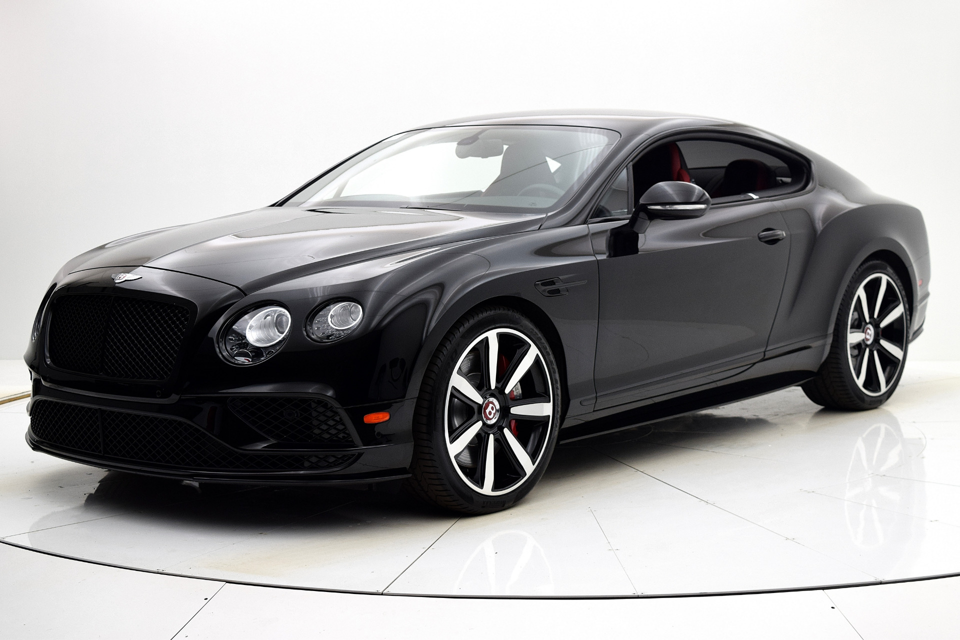 Bentley Continental GT 2016 For Sale $159880 Stock Number 1512JI