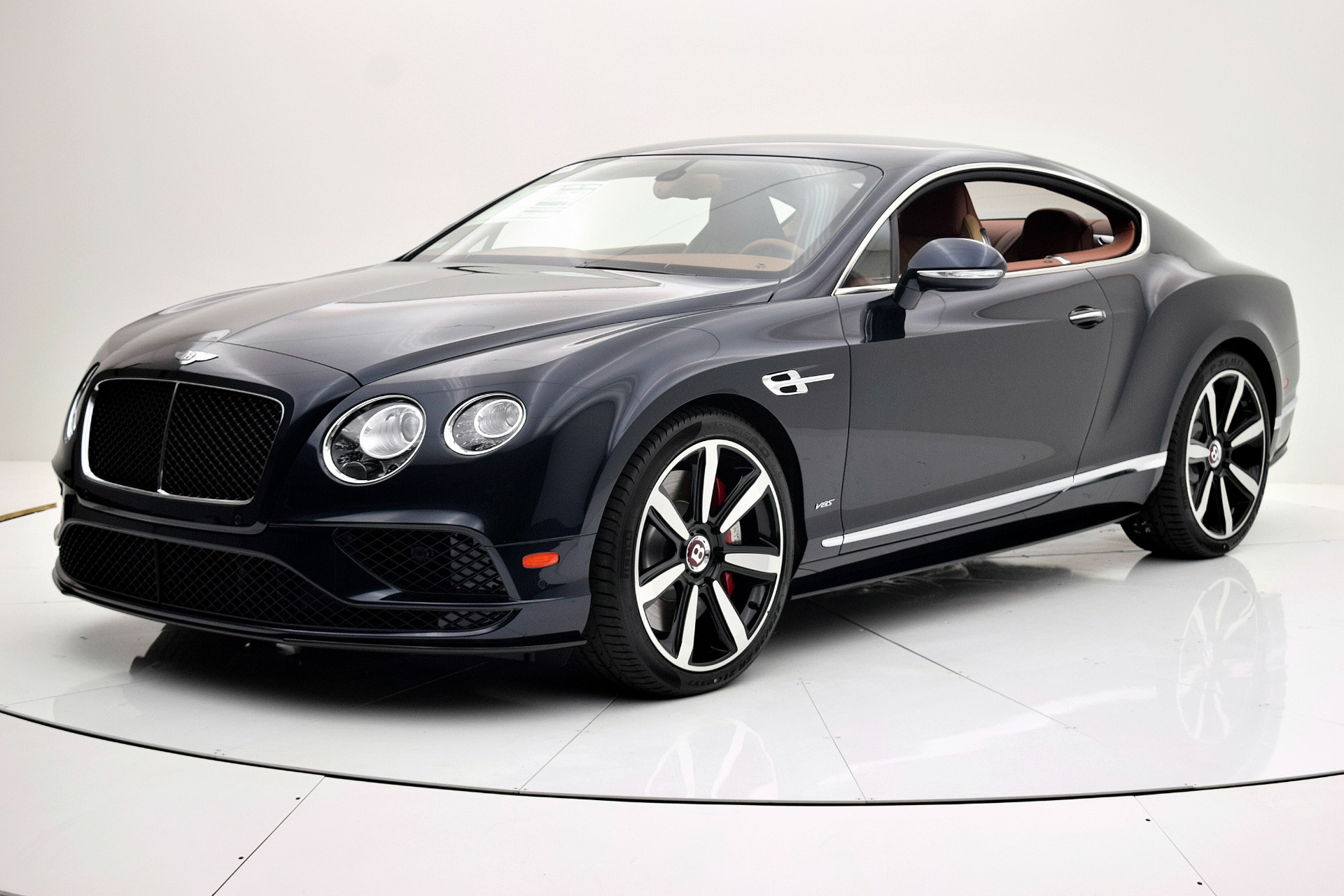 Used 2016 Bentley Continental GT V8 S for sale Sold at F.C. Kerbeck Bentley Palmyra N.J. in Palmyra NJ 08065 2