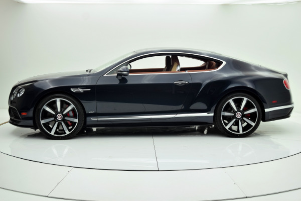 Used 2016 Bentley Continental GT V8 S for sale Sold at F.C. Kerbeck Bentley Palmyra N.J. in Palmyra NJ 08065 3