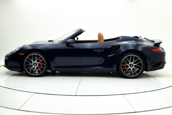 Used 2019 Porsche 911 Turbo Cabriolet for sale Sold at F.C. Kerbeck Bentley Palmyra N.J. in Palmyra NJ 08065 3