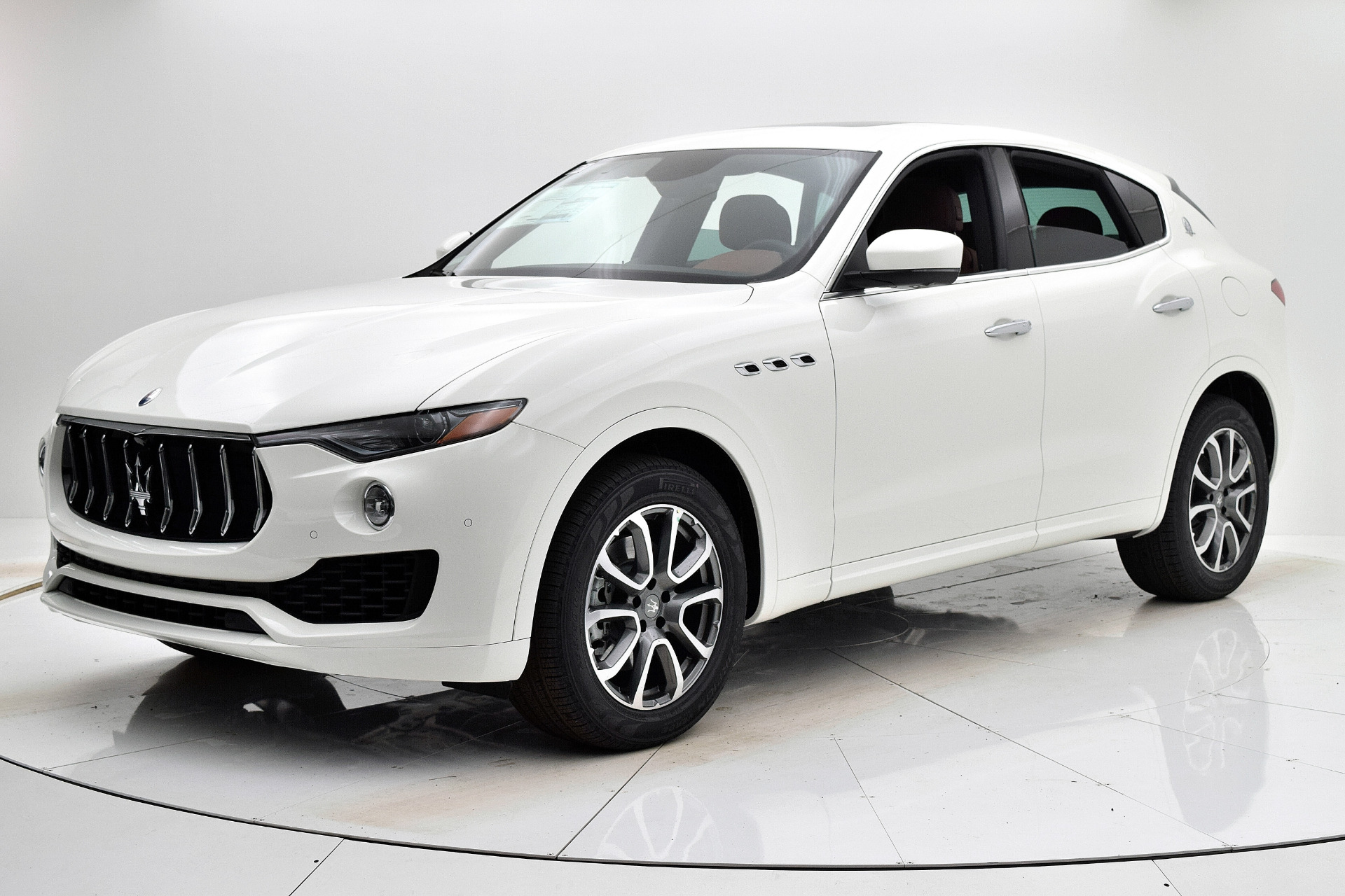New 2019 Maserati Levante for sale $63,893 at F.C. Kerbeck Bentley Palmyra N.J. in Palmyra NJ 08065 2