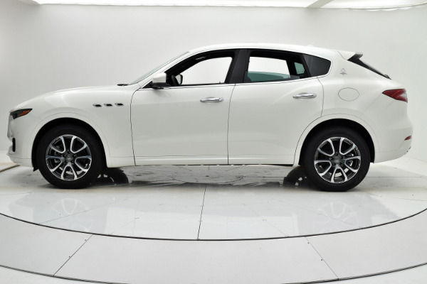 New 2019 Maserati Levante for sale $63,893 at F.C. Kerbeck Bentley Palmyra N.J. in Palmyra NJ 08065 3