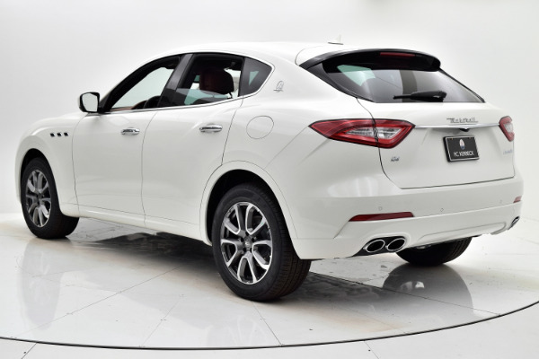 New 2019 Maserati Levante for sale $63,893 at F.C. Kerbeck Bentley Palmyra N.J. in Palmyra NJ 08065 4