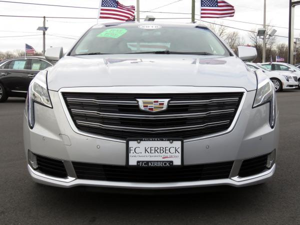 Used 2018 Cadillac XTS Luxury for sale $35,040 at F.C. Kerbeck Bentley Palmyra N.J. in Palmyra NJ 08065 3