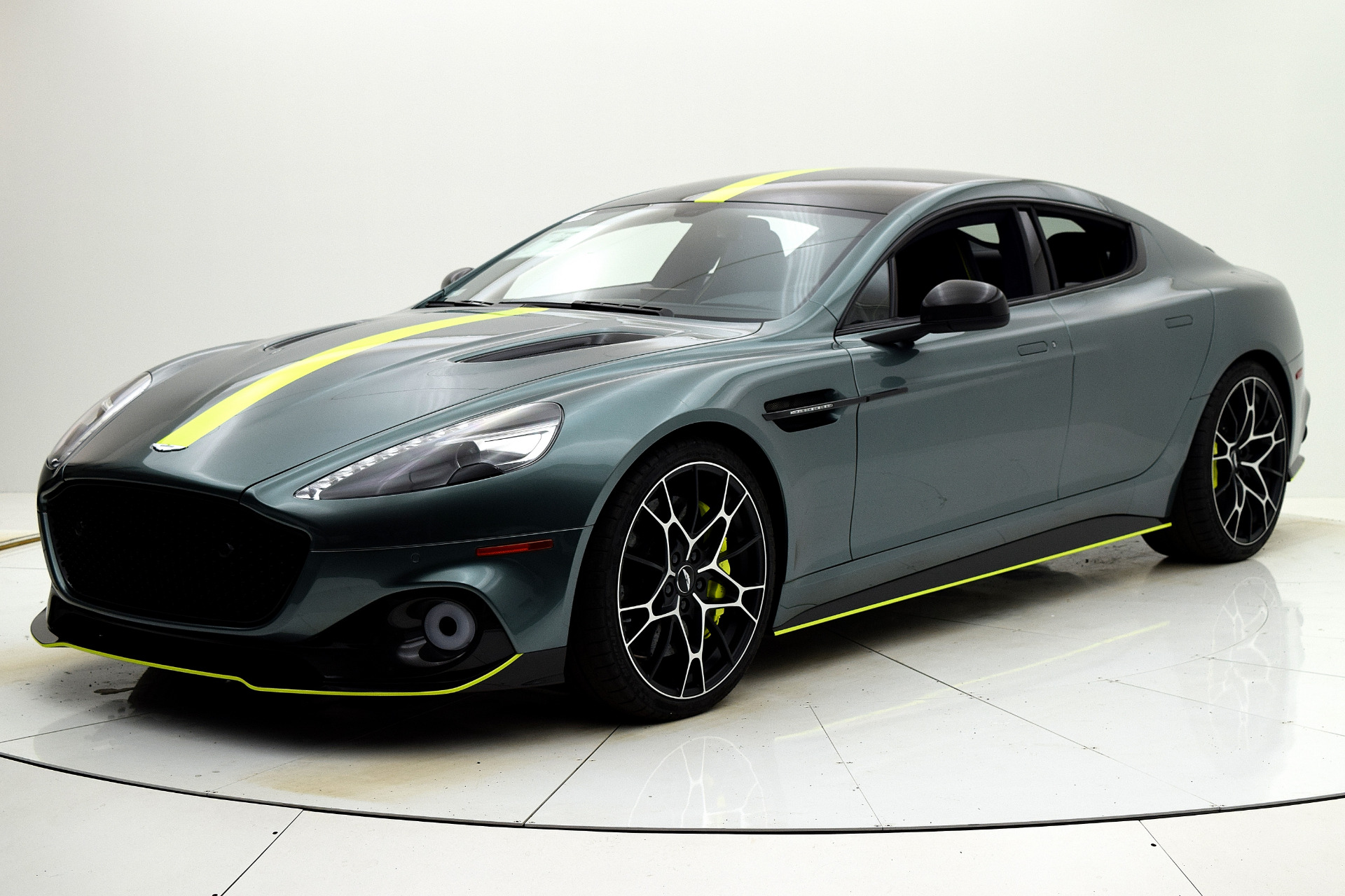 New 2019 Aston Martin Rapide AMR for sale $278,795 at F.C. Kerbeck Bentley Palmyra N.J. in Palmyra NJ 08065 2
