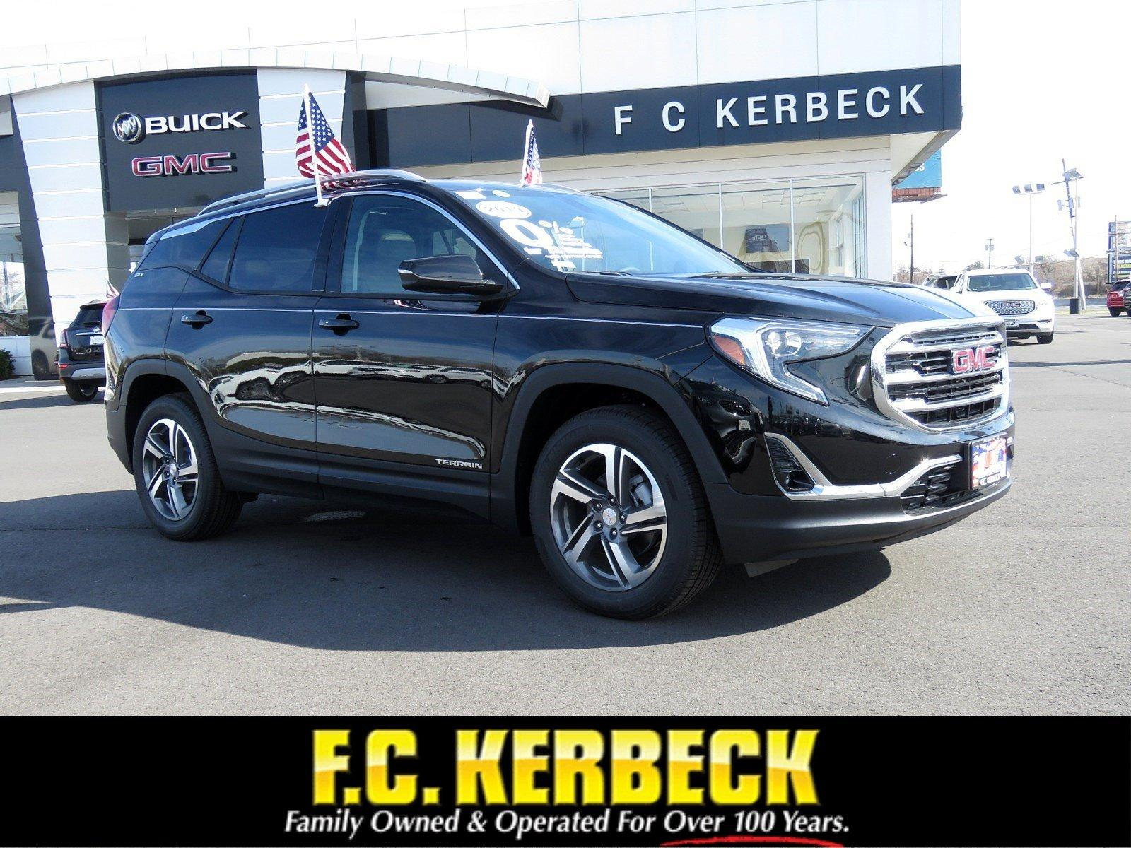 New 2019 GMC Terrain SLT for sale $38,660 at F.C. Kerbeck Bentley Palmyra N.J. in Palmyra NJ 08065 1