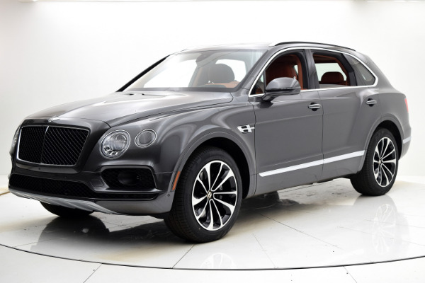 New 2019 Bentley Bentayga V8 for sale Sold at F.C. Kerbeck Bentley Palmyra N.J. in Palmyra NJ 08065 2