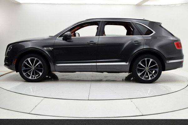 New 2019 Bentley Bentayga V8 for sale Sold at F.C. Kerbeck Bentley Palmyra N.J. in Palmyra NJ 08065 3