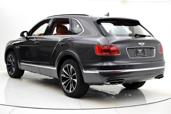 New 2019 Bentley Bentayga V8 for sale Sold at F.C. Kerbeck Bentley Palmyra N.J. in Palmyra NJ 08065 4