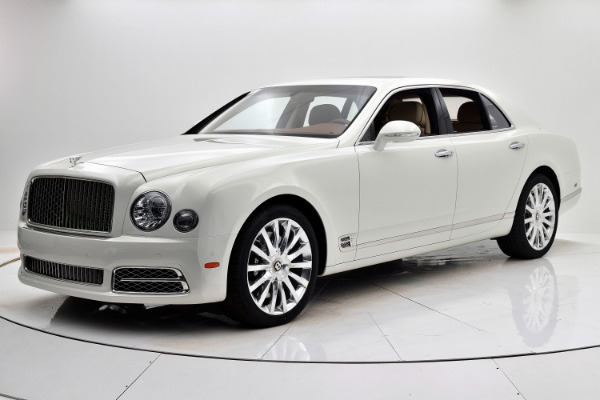 New 2019 Bentley Mulsanne for sale $366,195 at F.C. Kerbeck Bentley Palmyra N.J. in Palmyra NJ 08065 2