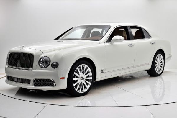 Used Used 2019 Bentley Mulsanne for sale $239,880 at Bentley Palmyra N.J. in Palmyra NJ