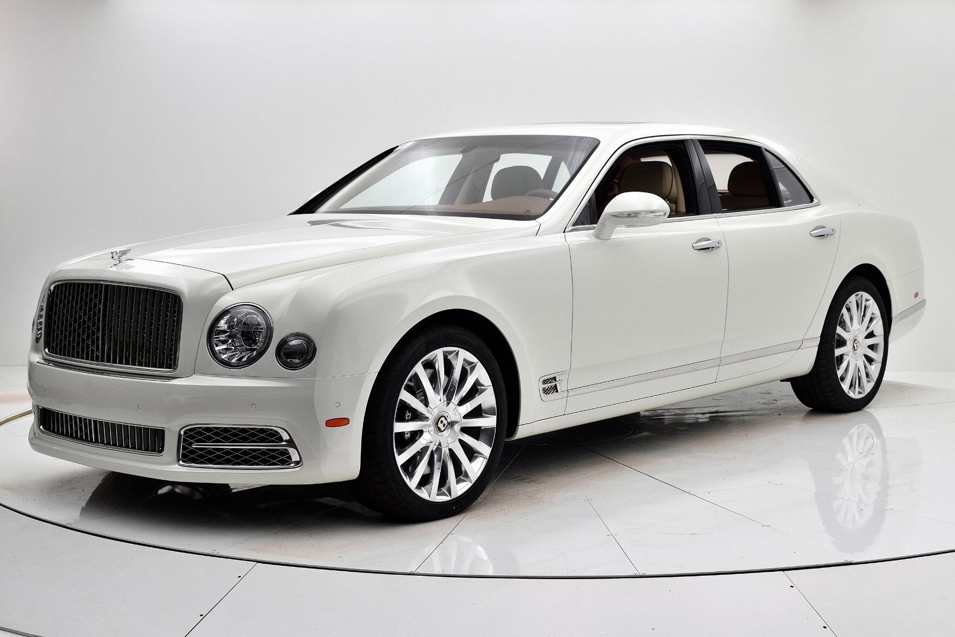 Used 2019 Bentley Mulsanne for sale $239,880 at Bentley Palmyra N.J. in Palmyra NJ 08065 2