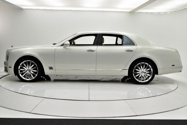 New 2019 Bentley Mulsanne for sale $366,195 at F.C. Kerbeck Bentley Palmyra N.J. in Palmyra NJ 08065 3