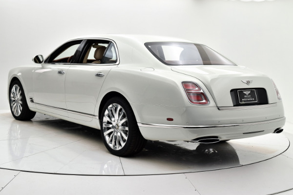 New 2019 Bentley Mulsanne for sale $366,195 at F.C. Kerbeck Bentley Palmyra N.J. in Palmyra NJ 08065 4