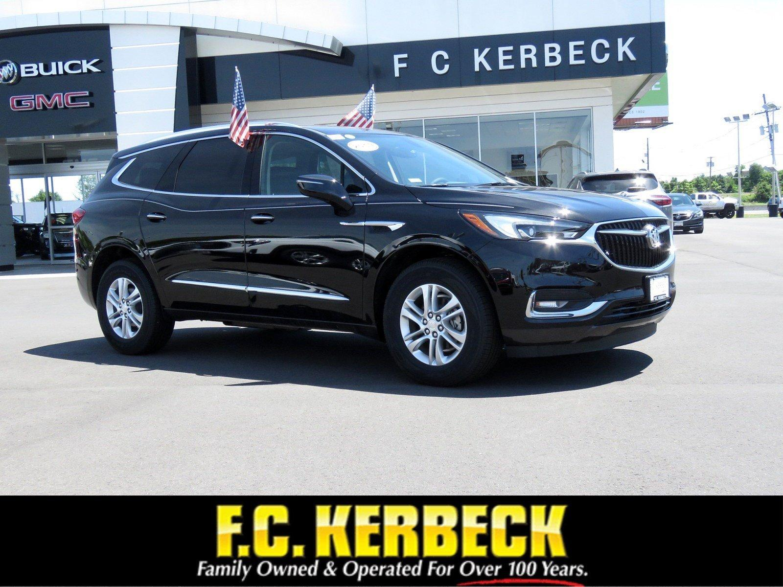 New 2019 Buick Enclave Preferred for sale $41,690 at F.C. Kerbeck Bentley Palmyra N.J. in Palmyra NJ 08065 1