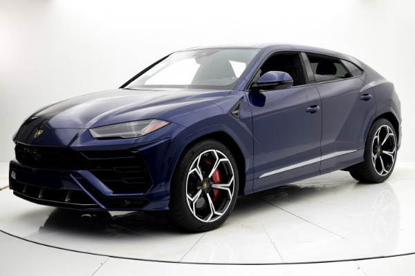 Used Used 2019 Lamborghini Urus for sale $245,880 at Bentley Palmyra N.J. in Palmyra NJ