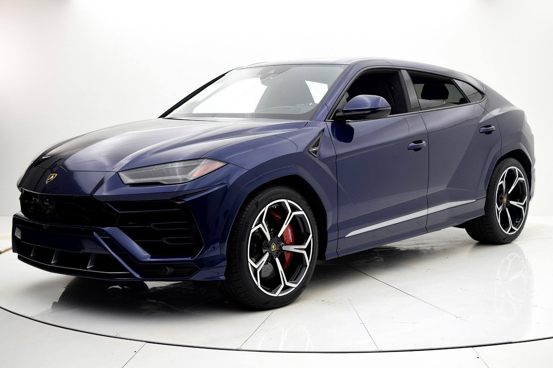 Used 2019 Lamborghini Urus for sale $245,880 at Bentley Palmyra N.J. in Palmyra NJ 08065 2